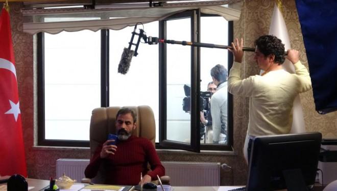 İranlı yönetmen Van'da dizi çekimine başladı