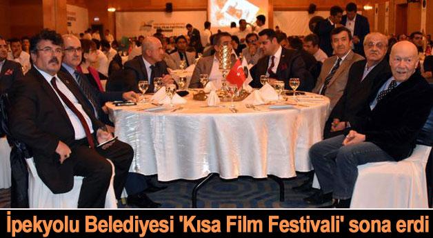 İpekyolu Belediyesi 'Kısa Film Festivali' sona erdi