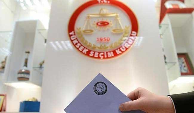 YSK'den 14 ilde sandıkları taşıma kararı