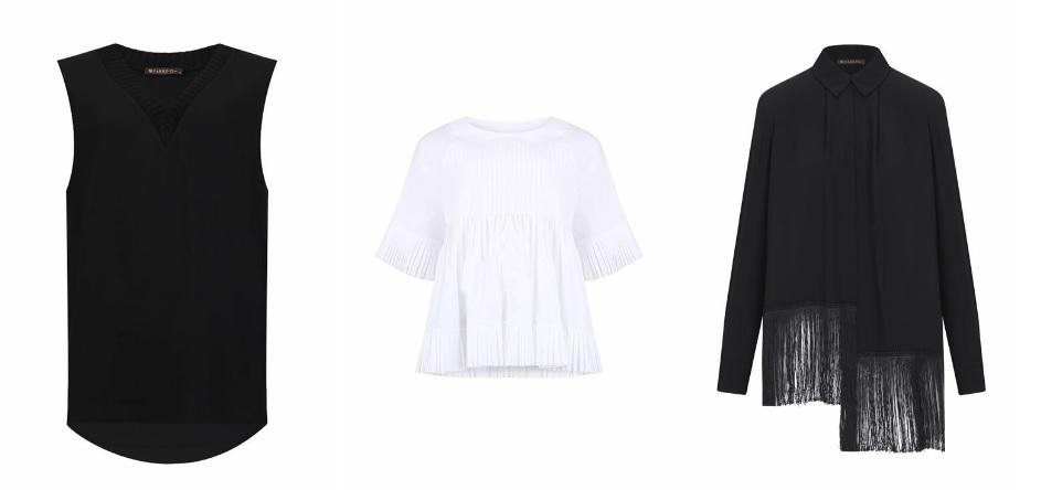 Yeni Sezonun Modasını Yansıtan Bluz Modeller