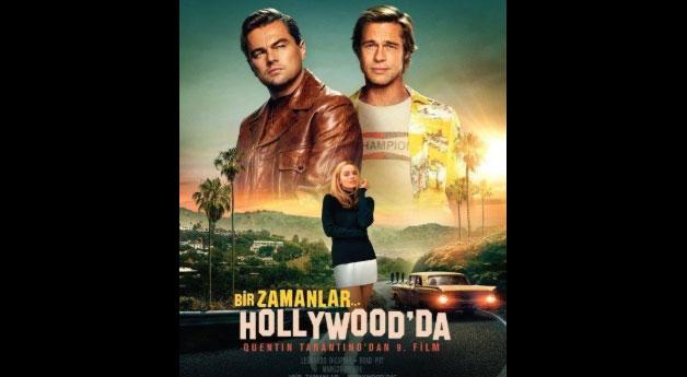 Bir Zamanlar... Hollywood'da (Dram, Komedi)