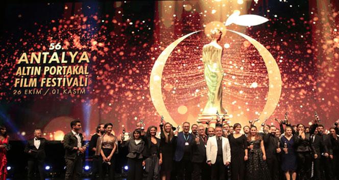 Antalya Altın Portakal'da...