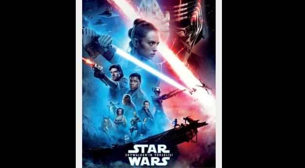 Star Wars: Skywalker'ın Yükselişi (Bilimkurgu, Macera)