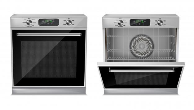 Fonksiyonel Pişirme Seçeneğine Sahip Fırın Çeşitleri