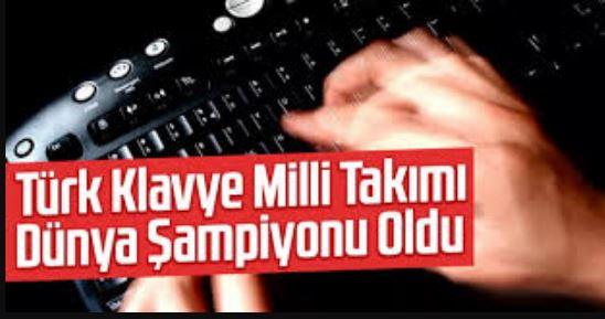 Türk Takımından Gururlandıran Başarı