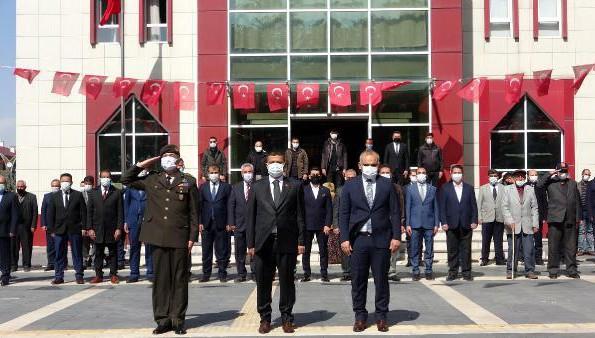 Erciş'in 103'üncü kurtuluş yılında tedbirli kutlama