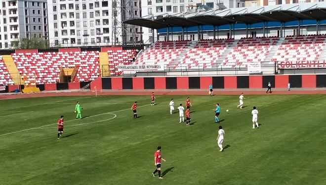 Vanspor FK: 3 - Karatay Termal 1922 Konyaspor: 2