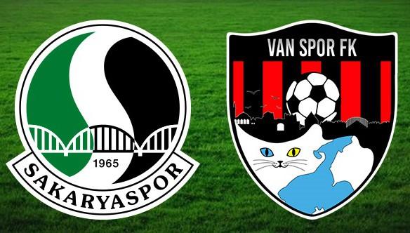 Sakaryaspor:2 Vanspor:0 Çeyrek Final İkinci Maçı (Özet)