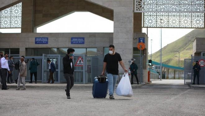 Kapıköy Gümrük Kapısı'nın açılması heyecanlandırdı (VİDEO)