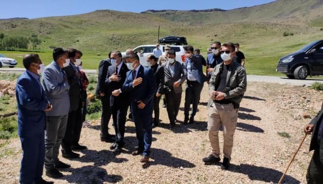 Van'da 42 yıllık anlaşmazlık barışla sonlandı