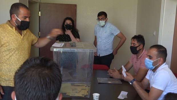 Erciş'te muhtarlık seçimi heyecanı