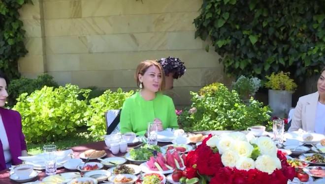 Dünya Kahvaltı Günü Bakü Büyükelçiliği'nde 'Van kahvaltısı' ile kutlandı