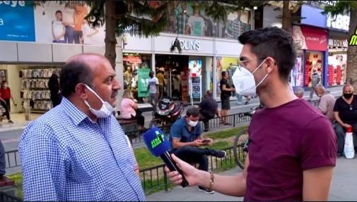 Vanlı iş insanı: Önce Allah, sonra Erdoğan! (VİDEO)