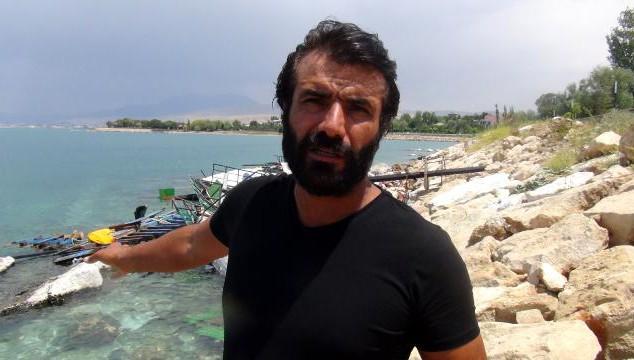 Can pazarının yaşandığı teknenin kaptanı İHA'ya konuştu (VİDEO)