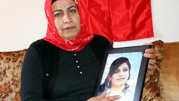 PKK'nın kaçırdığı kızına seslendi: Gel teslim ol!