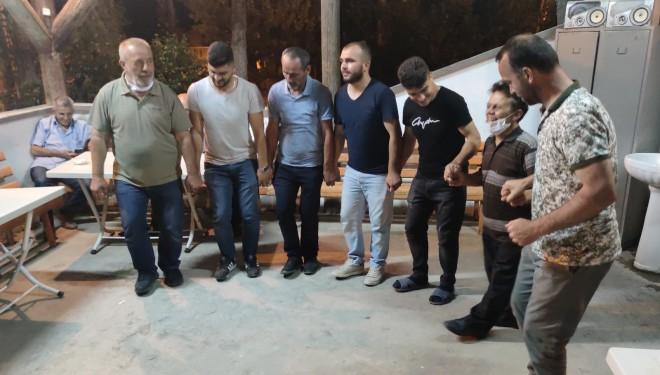 Van'daki Karadenizlilerin 'Kurama' şenliği