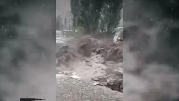 Başkale'deki Sel Felaketi'nden Acı Görüntüler - VİDEO