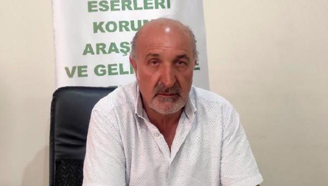 ÇEVDER Başkanı Ali Kalçık: Kıyı işgaline son verilmelidir!