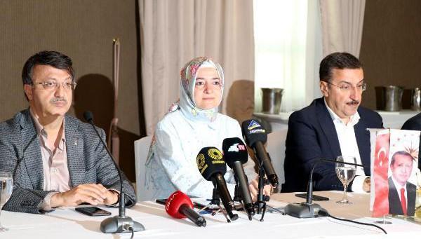AK Parti Heyeti Van'da İncelemelerini Sürdürüyor
