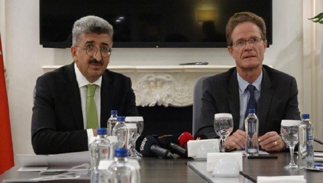 """Büyükelçi Landrut: """"Sınır güvenliği için işbirliğimizi ve desteğimizi sürdürmeye hazırız"""""""