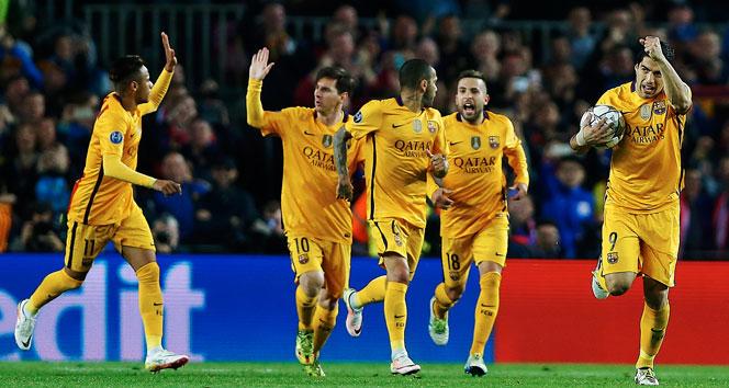 Barcelona 2-1 Atletico Madrid maç özeti