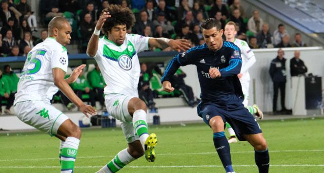 Wolfsburg 2-0 Real Madrid maçı özeti golleri