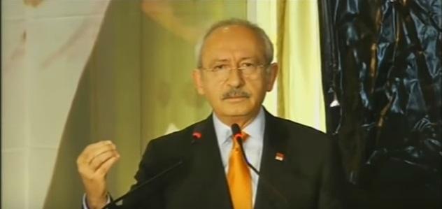 VAN'da CHP İl Başkanları Toplantısı Kılıçdaroğlu konuşması