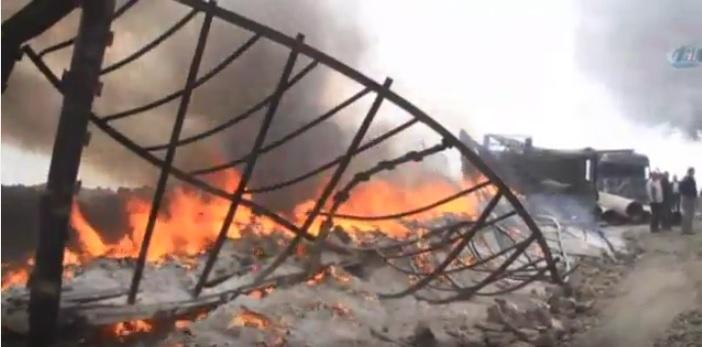 Çaldıran'da Patlama 6 Asker şehit