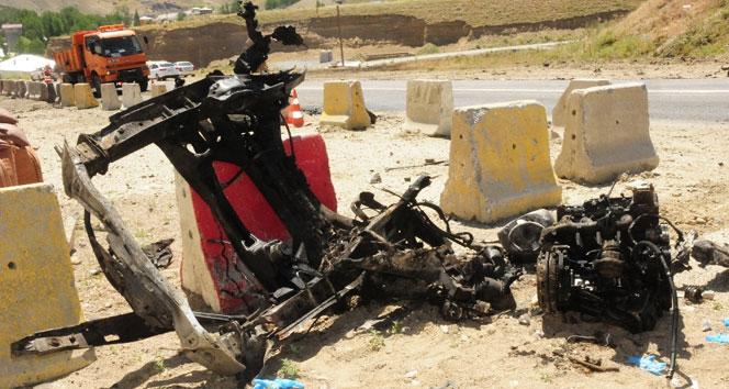 Van'daki saldırının şiddeti gün ağarınca ortaya çıktı