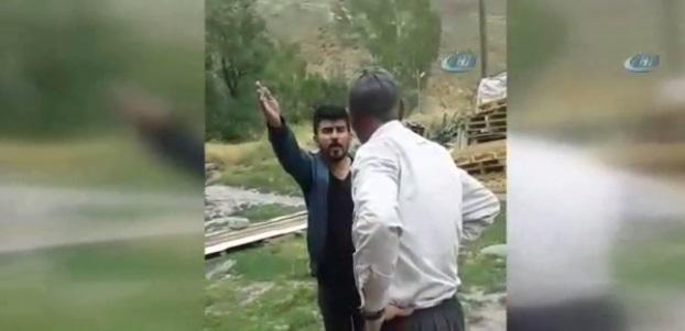 Sosyal medyada güldüren video: Ola hani kablo