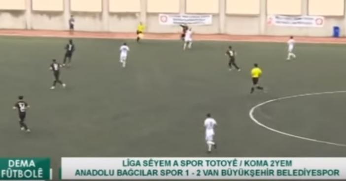 Anadolu Bağcılar 1-2 Van Büyükşehir Belediye Spor