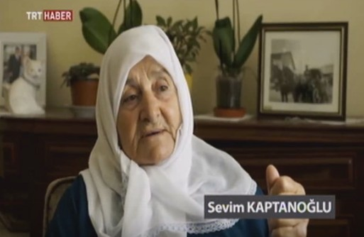 Sevim Teyze'den Van'ı terk edenlere sitem (VİDEO)