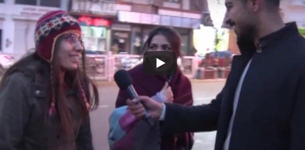 Van'da sokak röportajı: Feminizm nedir (VİDEO)