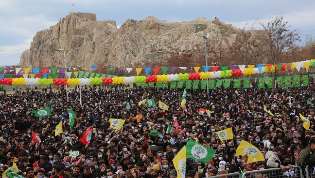 Van'da Newroz Coşkusu (2021)