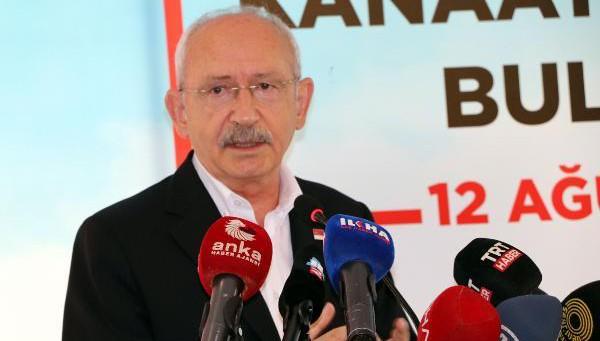 Kılıçdaroğlu, Van'da Konuştu:  Kürt Kürt sorununun Çözümü Var