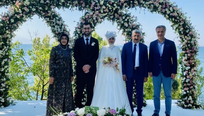 Van Valisi Mehmet Emin Bilmez'in Mutlu Günü